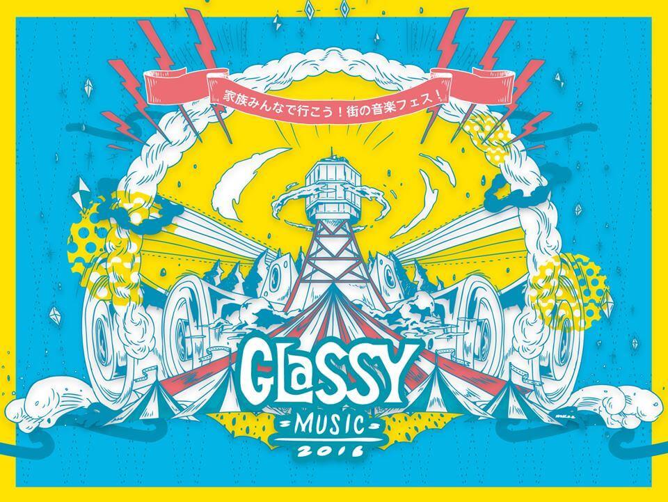 GLASSY MUSIC 2016