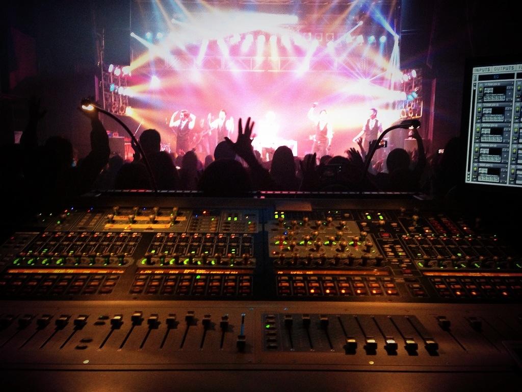 YASK アルバムリリースライブ @ DRUM LOGOS