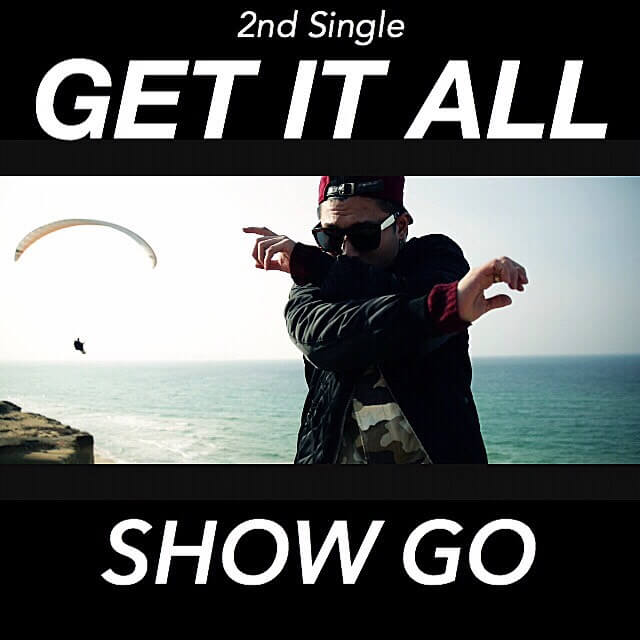 "SHOW GO 2nd single ""GET IT ALL"" リリース!"