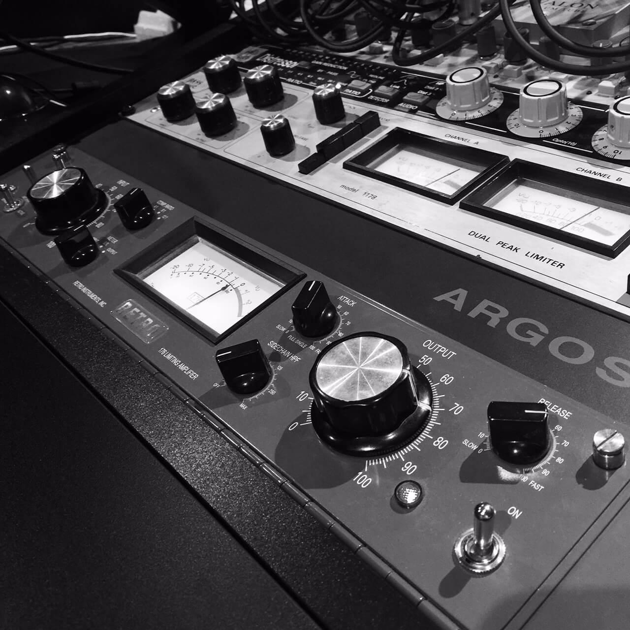 強力なレコーディング機材をさらに追加