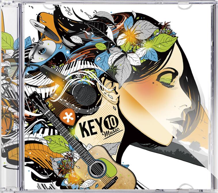 KEY10 Music 第3弾 オーディション開始!