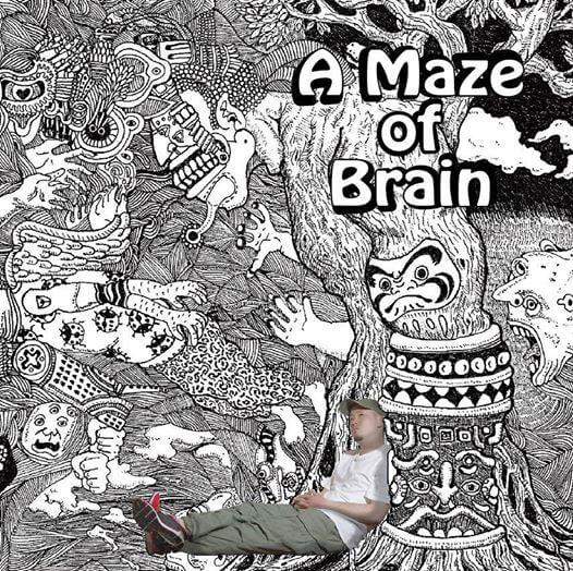 "CHOPPIE 1st album ""A Maze of Brain""リリース"