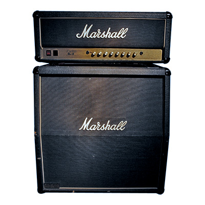 Marshall DSL100 or JCM900 + 1960A