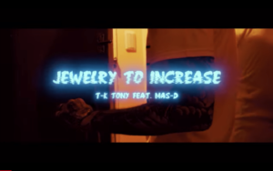 T-K TONY<br>'JEWELRY TO INCREASE feat MAS-D'