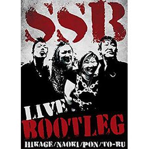 "SSB<br>""LIVE BOOTLEG DVD"""