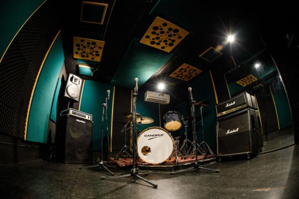 Aスタジオ改装完了!