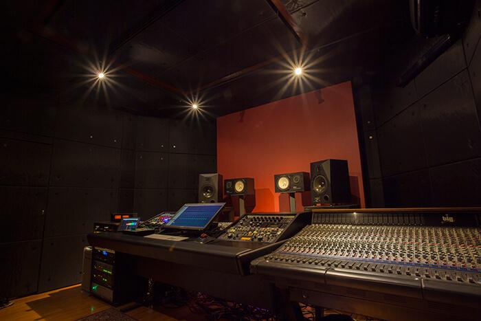 """福岡のレコーディング、リハーサルスタジオ""""sts"""" レコーディング機材一覧"""